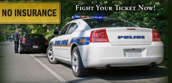 no insurance ticket toronto area